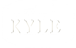 Kyle Farm Ranch Logo White Frame